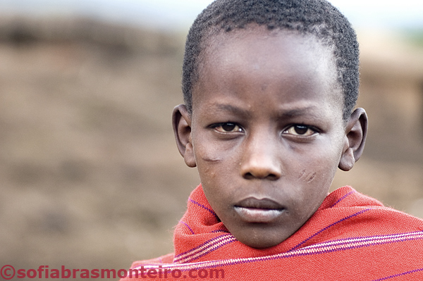 Massai Child